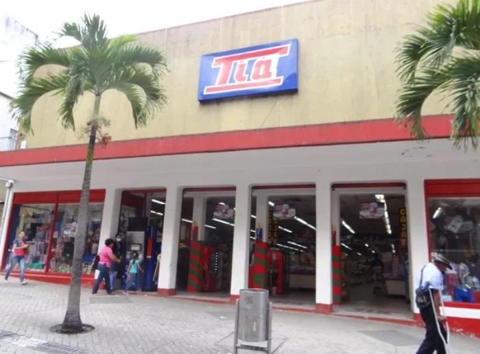Almacenes Tía cierra sus puertas en Colombia