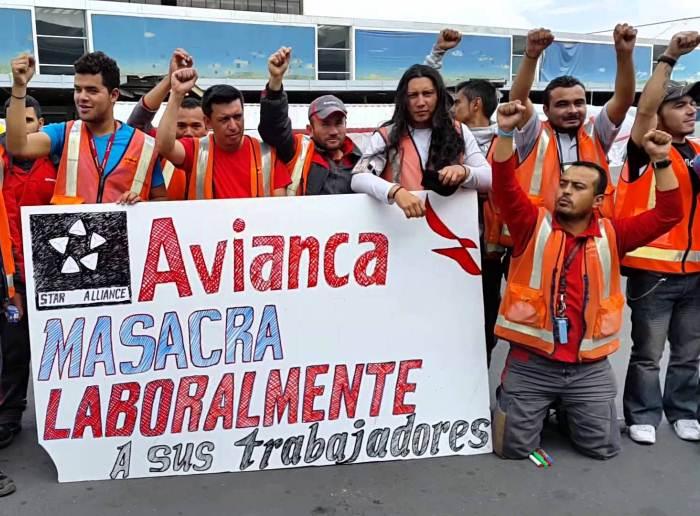 Llegó a Bogotá el primer vuelo de Avianca con pilotos extranjeros
