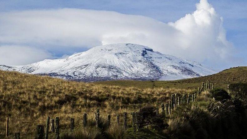 Geoparque Nevado