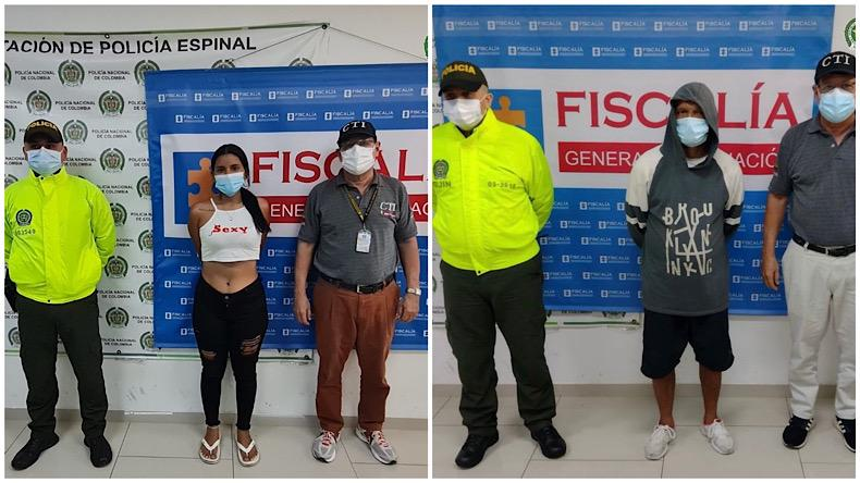 Ladrones El Espinal