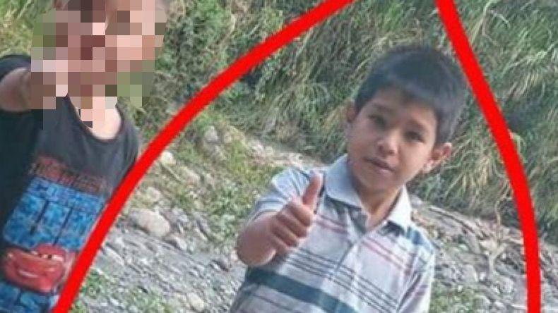 Muere niño 8 años